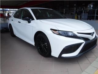 Toyota Puerto Rico Toyota, Camry 2021