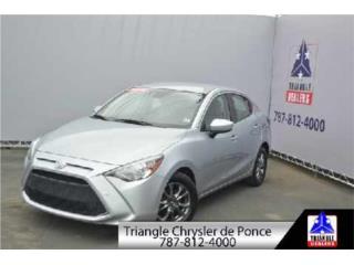 2020 TOYOTA YARIS - Standard - Cemento  , Toyota Puerto Rico