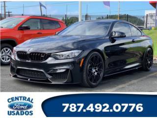 BMW Puerto Rico BMW, BMW M-4 2018