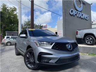 Acura, Acura RDX 2019, Chevrolet Puerto Rico