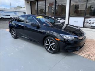 Honda, Civic 2018, Hyundai Puerto Rico