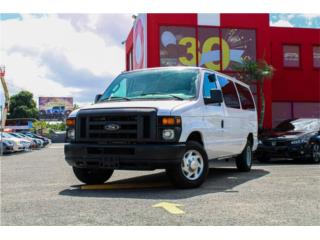 Ford Puerto Rico Ford, E-150 Van 2011