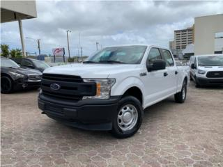 FORD RANGER MOTOR 2.3 ECOBOOTS 2021 , Ford Puerto Rico