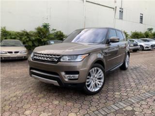 LandRover, Range Rover 2017  Puerto Rico