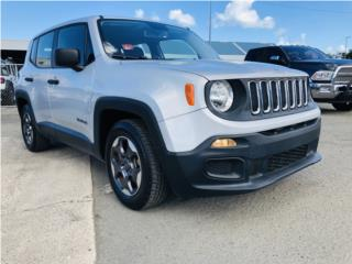 Jeep, Renegade 2015, Ford Puerto Rico