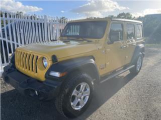 Jeep, Wrangler 2019, Equipo Construccion Puerto Rico