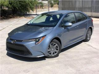Toyota, Corolla 2021, Camry Puerto Rico