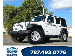 2020 Jeep Wrangler Unlimited Sport, I0162064 , Jeep Puerto Rico