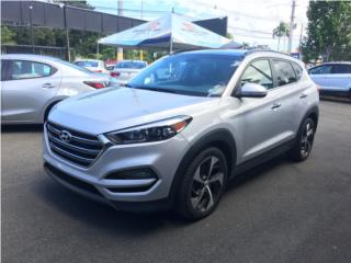 Hyundai, Tucson 2017, Toyota Puerto Rico