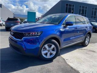 Kia, Sorento 2021, Toyota Puerto Rico