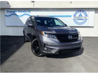 Honda, Pilot 2021, Civic Puerto Rico