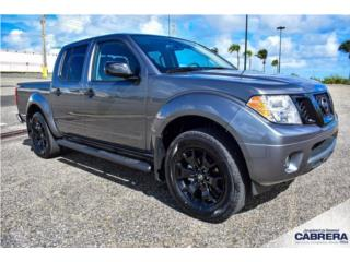Nissan, Frontier 2021, Ford Puerto Rico