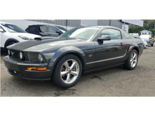 Ford Puerto Rico Ford, Mustang 2008