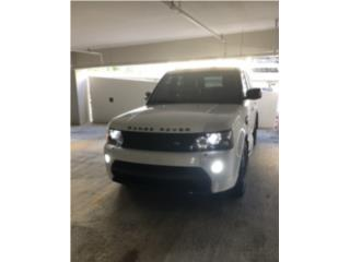 LandRover Puerto Rico LandRover, Range Rover 2013
