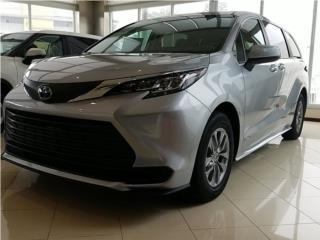 Toyota Puerto Rico Toyota, Sienna 2021