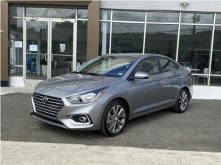 Hyundai, Accent 2021, Mitsubishi Puerto Rico