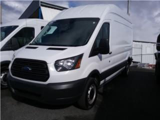 Ford Puerto Rico Ford, Transit Cargo Van 2016