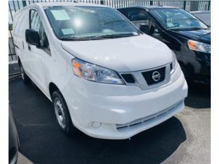 Nissan Puerto Rico Nissan, NV de Carga 2021