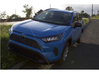Toyota, Rav4 2019, Equipo Construccion Puerto Rico