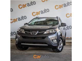 Toyota, Rav4 2015  Puerto Rico