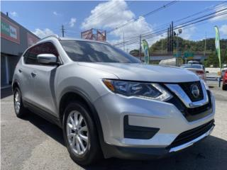 Nissan, Rogue 2018, Toyota Puerto Rico