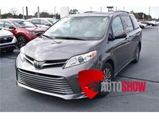 Toyota, Sienna 2020, Yaris Puerto Rico