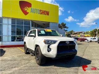 TOYOTA RAV-4 2019 XLE  SUN ROOF  , Toyota Puerto Rico