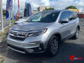Honda, Pilot 2019, Civic Puerto Rico