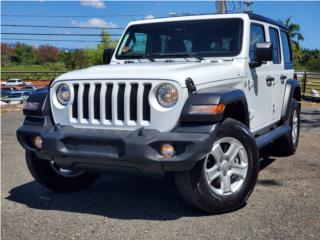 Jeep, Wrangler 2018, Compass Puerto Rico