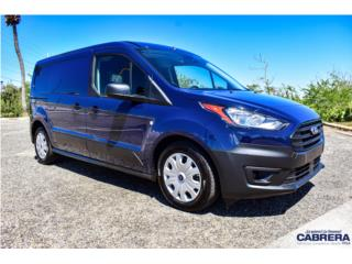 Ford Puerto Rico Ford, Transit Cargo Van 2021