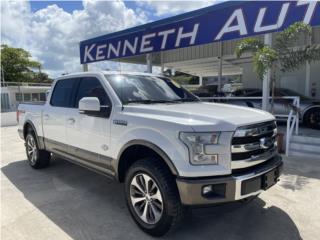 2019 RANGER LARIAT SUPERCREW 4X4 bono $2,500 , Ford Puerto Rico