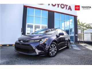 Toyota, Corolla 2021  Puerto Rico