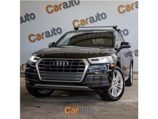 Audi, Audi Q5 2018, Ford Puerto Rico