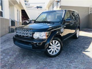 LandRover, LR4 2013, Range Rover Puerto Rico