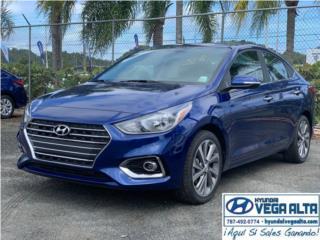 Hyundai, Accent 2021, Santa Fe Puerto Rico