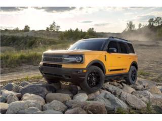 Ford, Bronco 2021  Puerto Rico