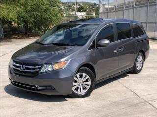 Honda Puerto Rico Honda, Odyssey 2016