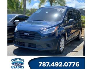 Ford Transit Connect 2021 , Ford Puerto Rico