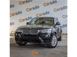 BMW, BMW X3 2017  Puerto Rico