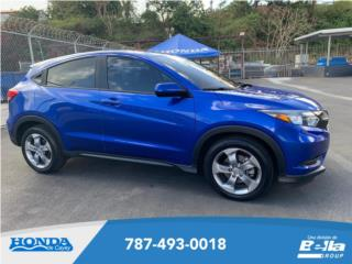 Honda Puerto Rico Honda, HRV 2018
