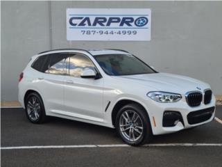 BMW, BMW X3 2020, BMW 330 Puerto Rico