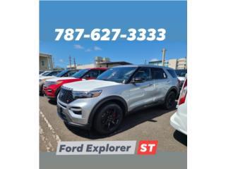 Ford, Explorer 2021  Puerto Rico