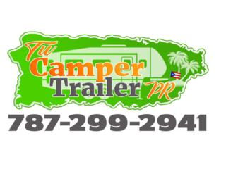 Trailers - Otros Puerto Rico Trailers - Otros, Trailers RV - Campers 2017