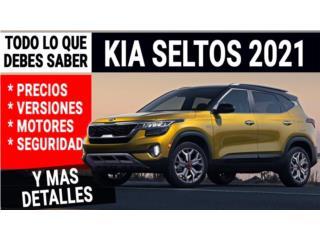 Kia Puerto Rico Kia, Seltos 2021