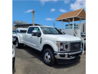 Ford, F-350 Pick Up 2021, F-250 Pick Up Puerto Rico