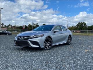 Toyota, Camry 2021, Sienna Puerto Rico