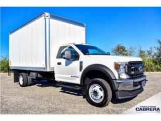 Ford Puerto Rico Ford, F-500 series 2020
