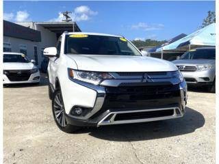 Mitsubishi Outlander 3 FILAS DE ASIENTOS , Mitsubishi Puerto Rico