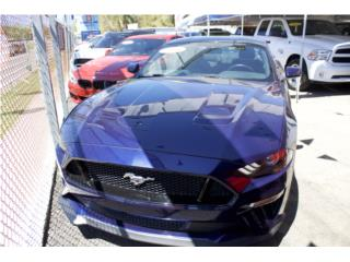 FORD MUSTANG 2015 , Ford Puerto Rico