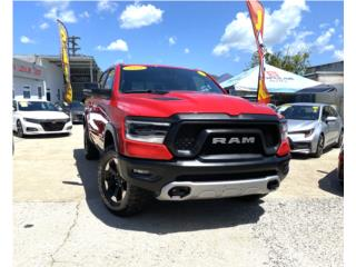 RAM Puerto Rico RAM, Rebel 2020